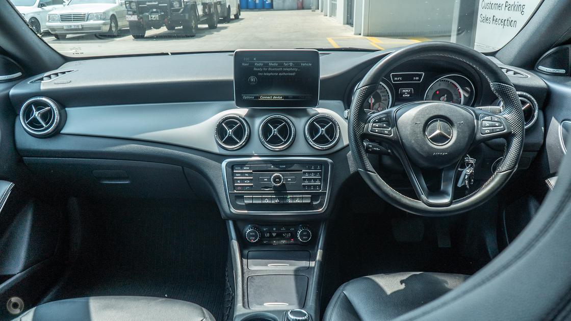 2015 Mercedes-Benz CLA 200 Coupé