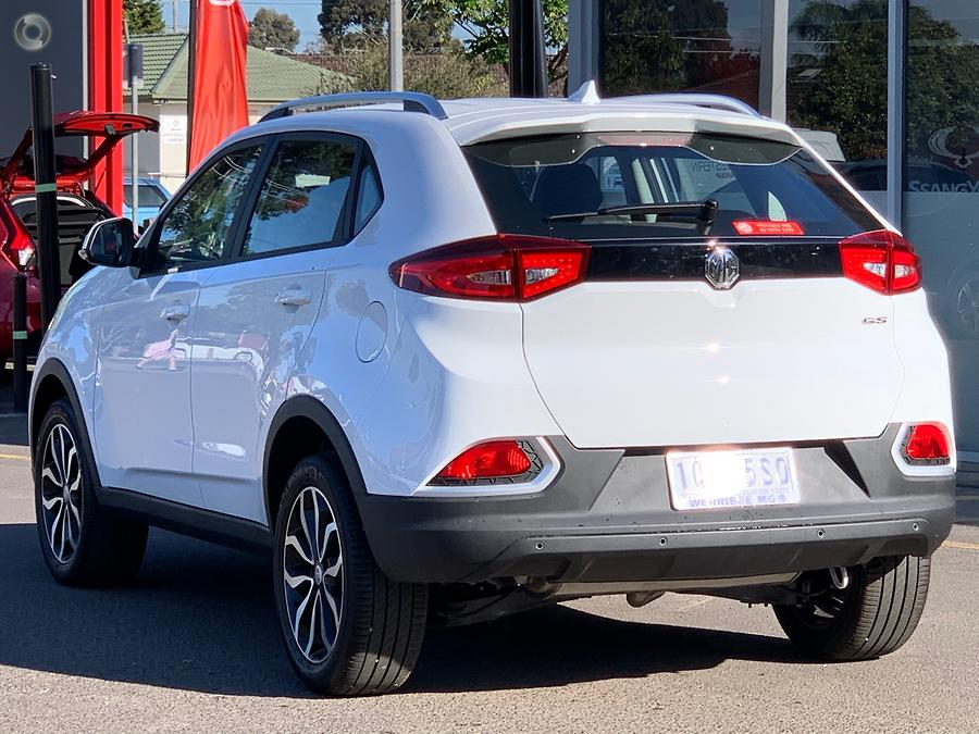 2019 MG GS Core SAS2