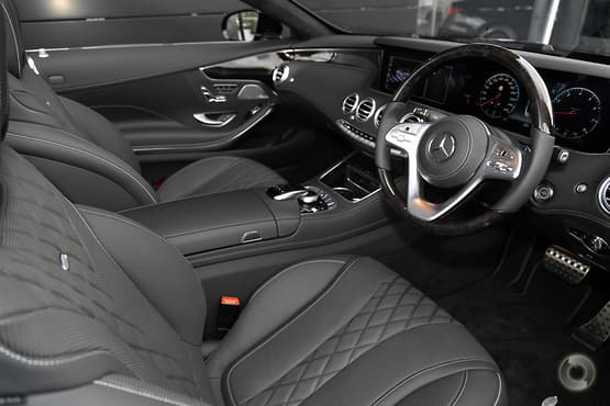 2019 Mercedes-Benz S 560