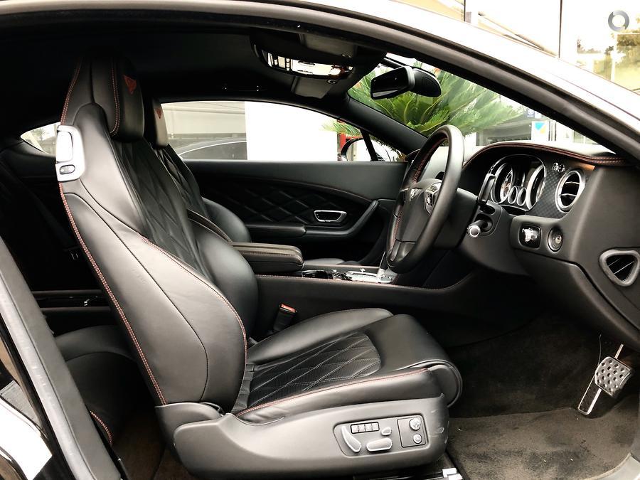 2014 Bentley Continental GT Speed 3W