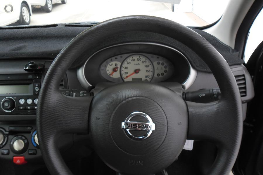 2009 Nissan Micra  K12