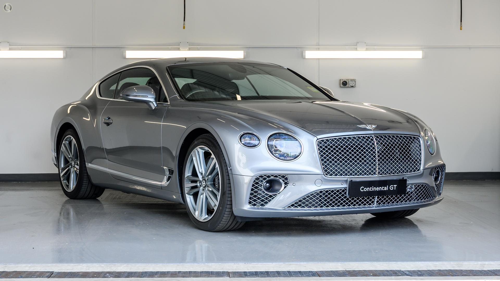 2018 Bentley Continental 3S