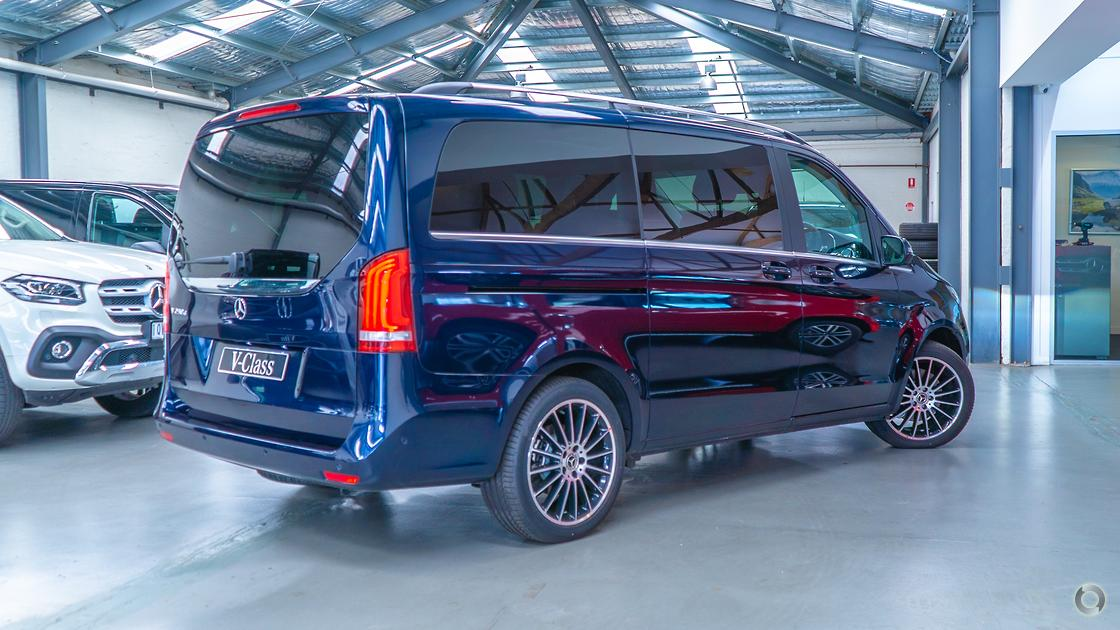 2019 Mercedes-Benz V 250 D AVANTGARDE Wagon