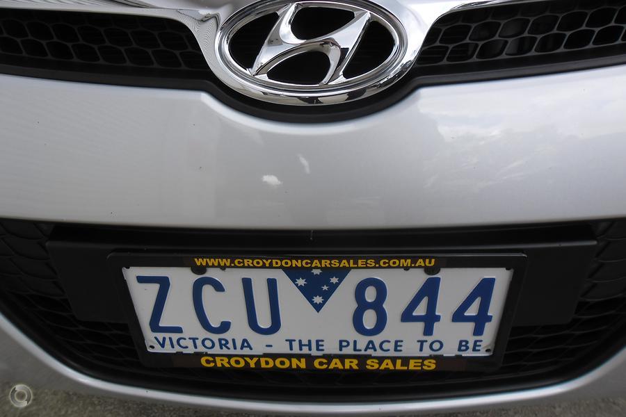 2012 Hyundai i30 SX FD