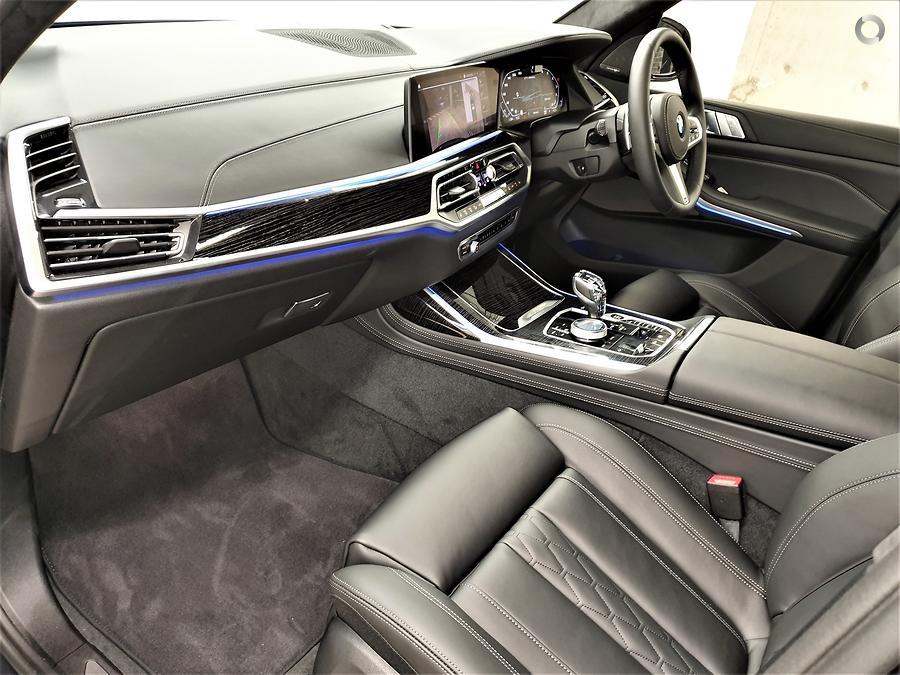 2019 BMW X7 M50i