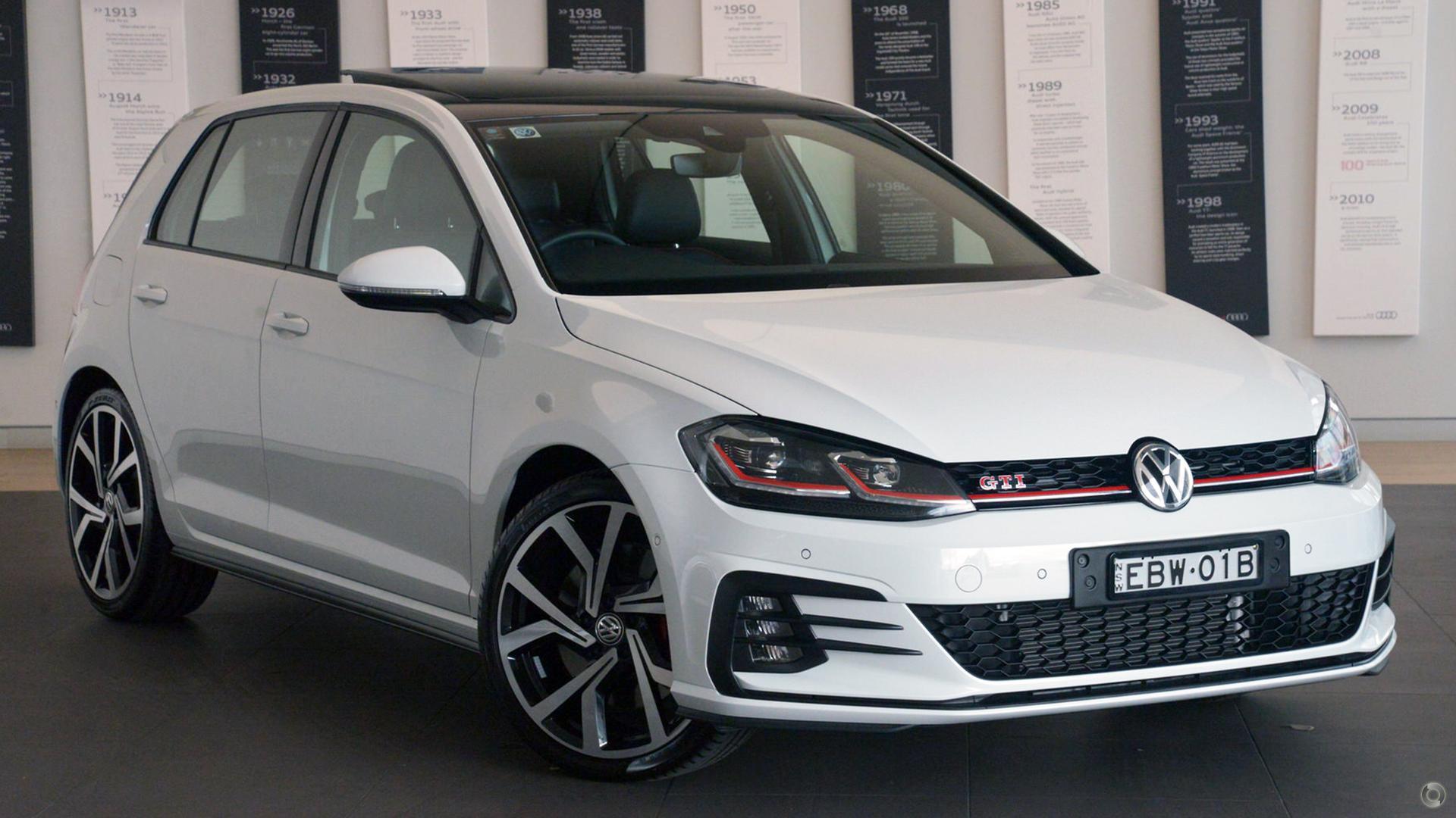 2019 Volkswagen Golf 7.5