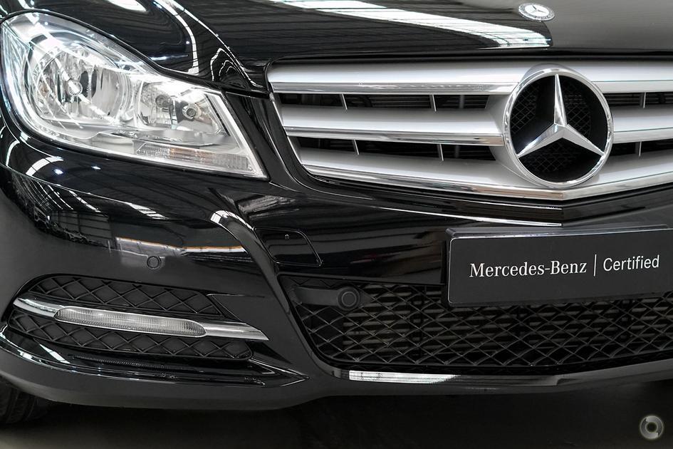 2012 Mercedes-Benz C 200 BLUEEFFICIENCY Sedan