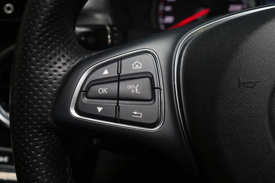 2016 Mercedes-Benz C 200 Sedan