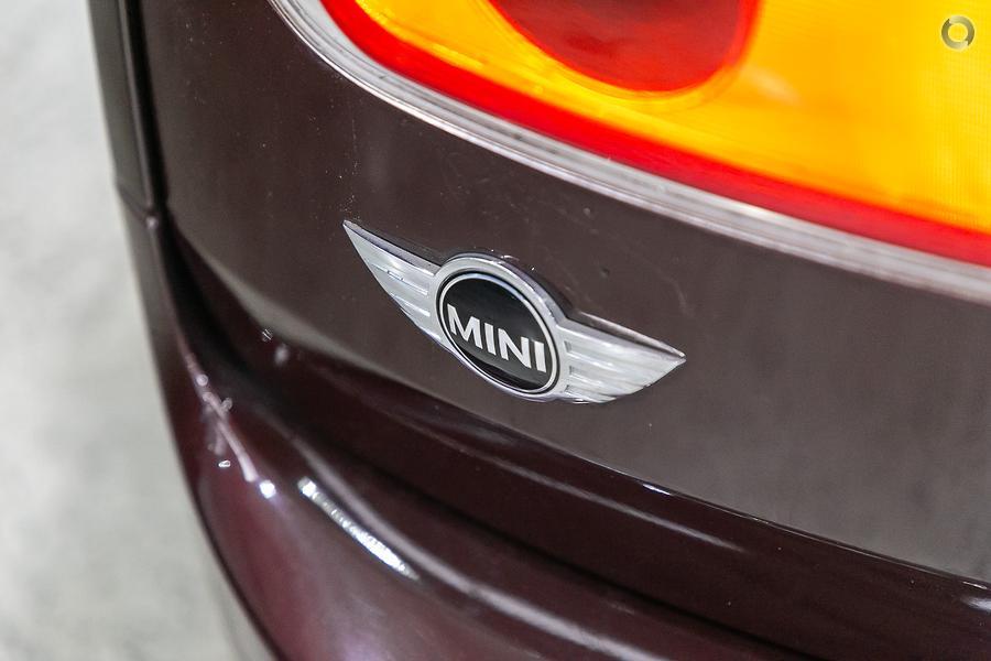 2016 MINI Clubman Cooper