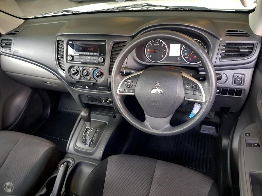 2016 Mitsubishi Triton GLX MQ