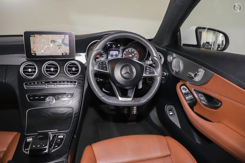 2016 Mercedes-Benz C 200 Coupé