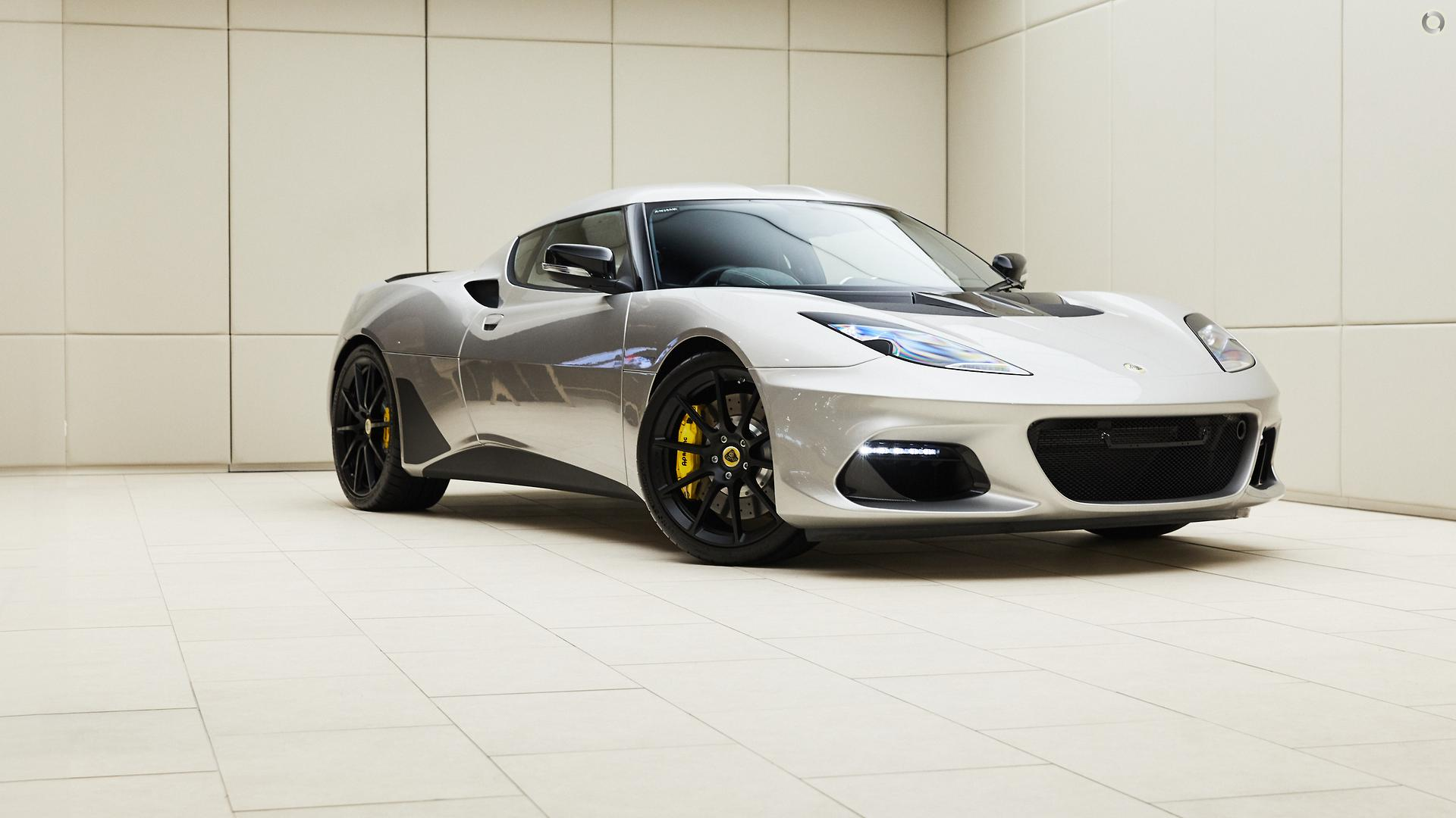 2019 Lotus Evora Type 122