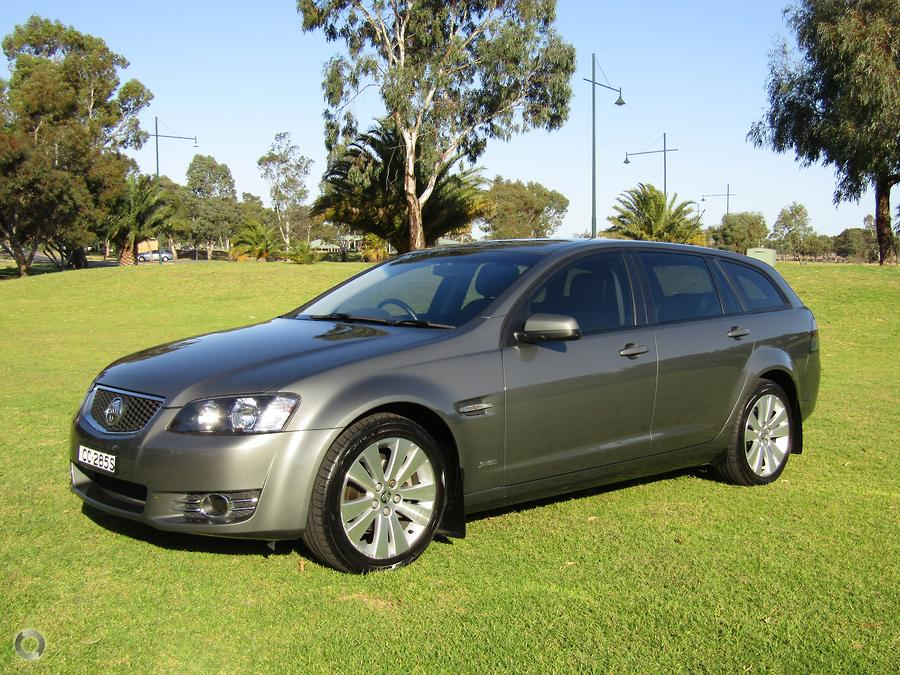 2012 Holden Commodore Z Series VE Series II