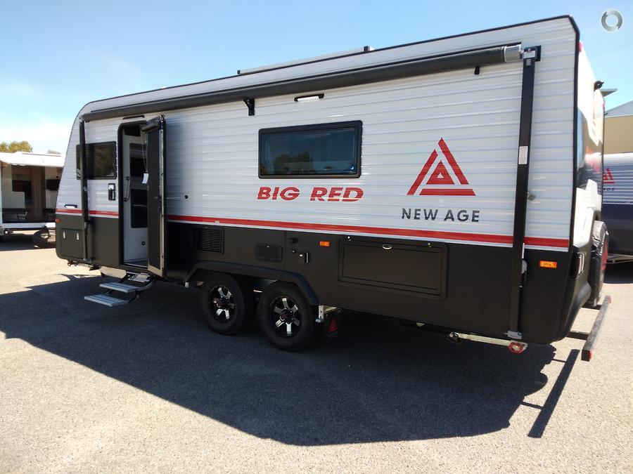 2020 New Age Big Red BR20ES2 Slider (Custom from BR19ES2 Slider)