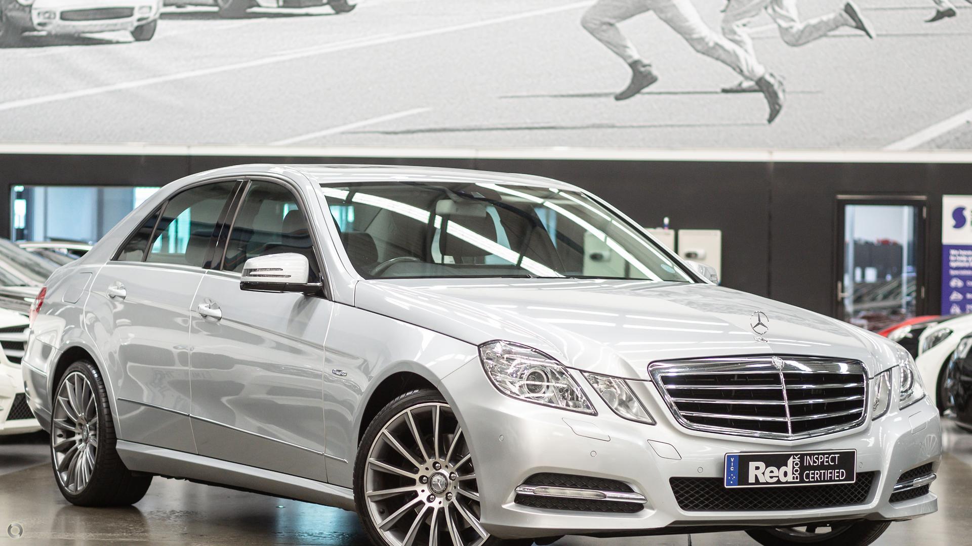 2010 Mercedes-Benz E250 CDI W212