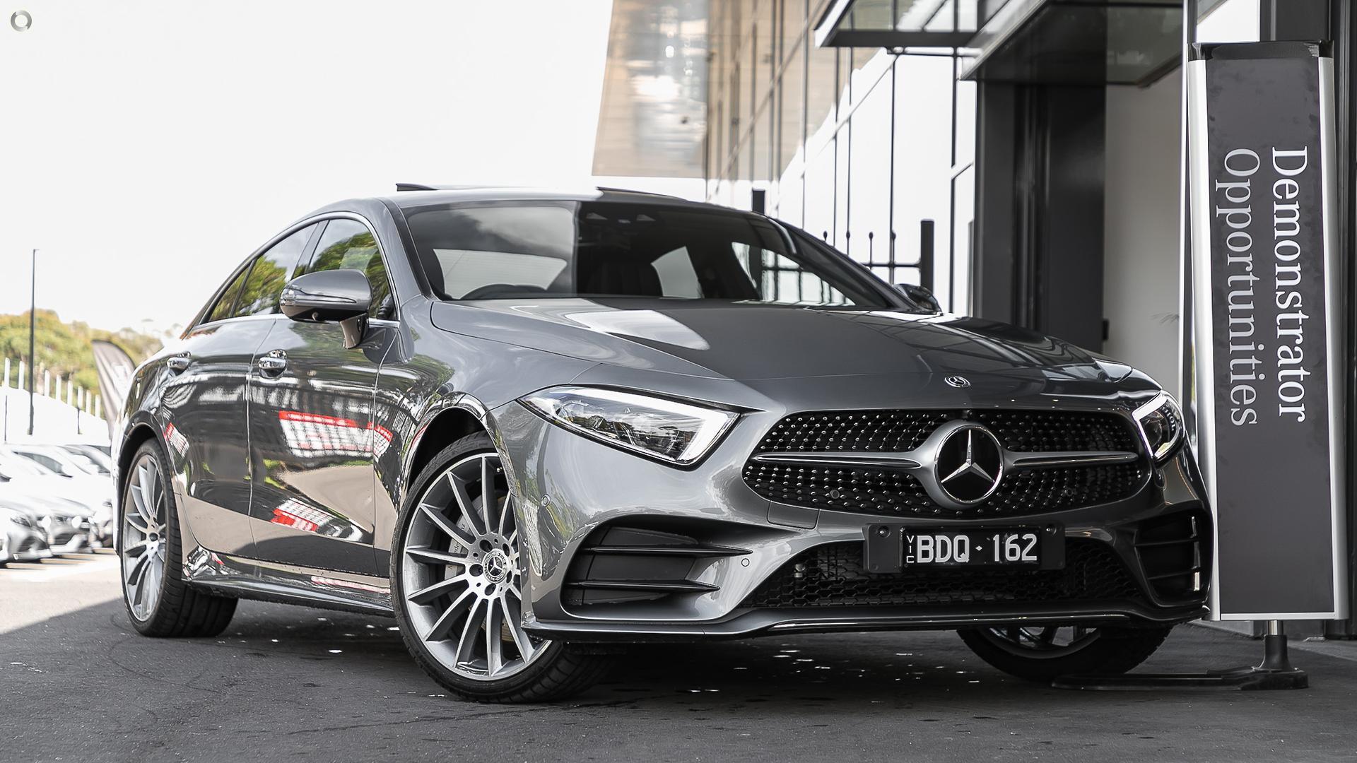 2019 Mercedes-Benz CLS 350 Coupé
