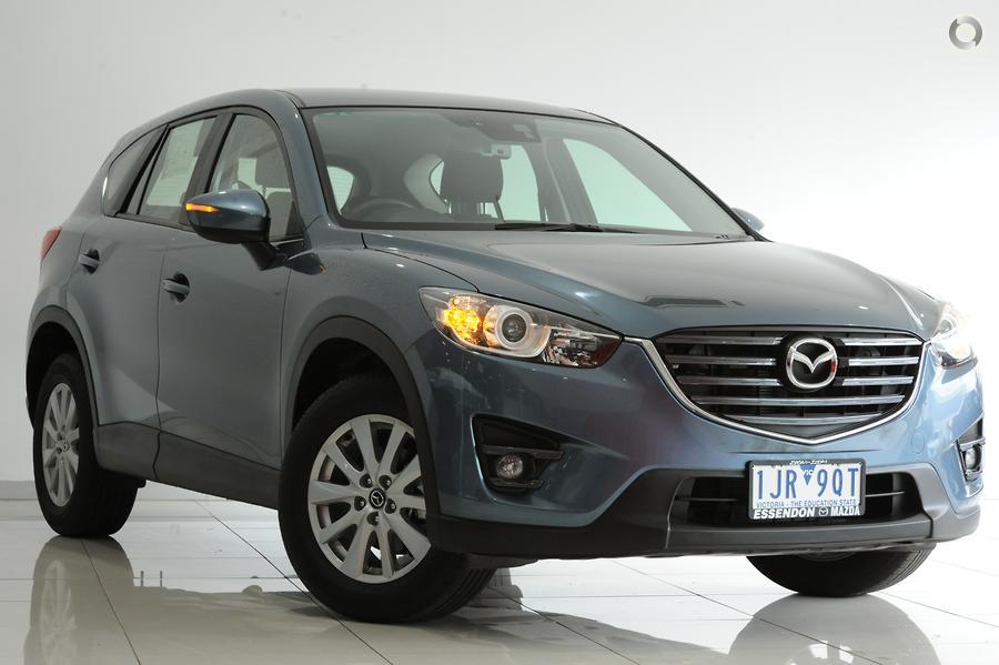 2017 Mazda CX-5 Maxx Sport KE Series 2