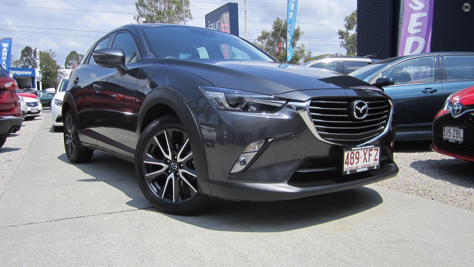 2017 Mazda Cx-3 DK