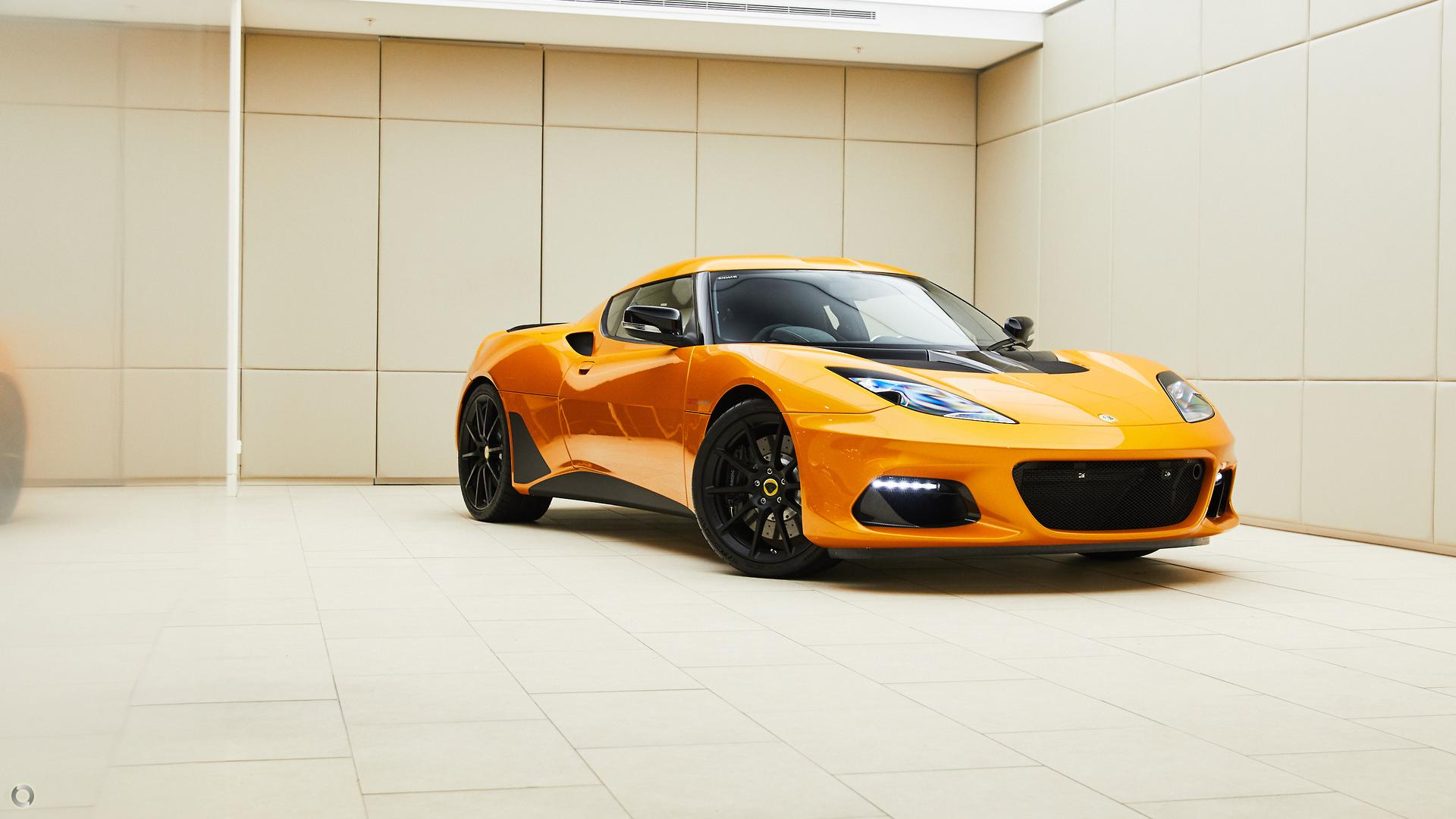 2018 Lotus Evora Type 122