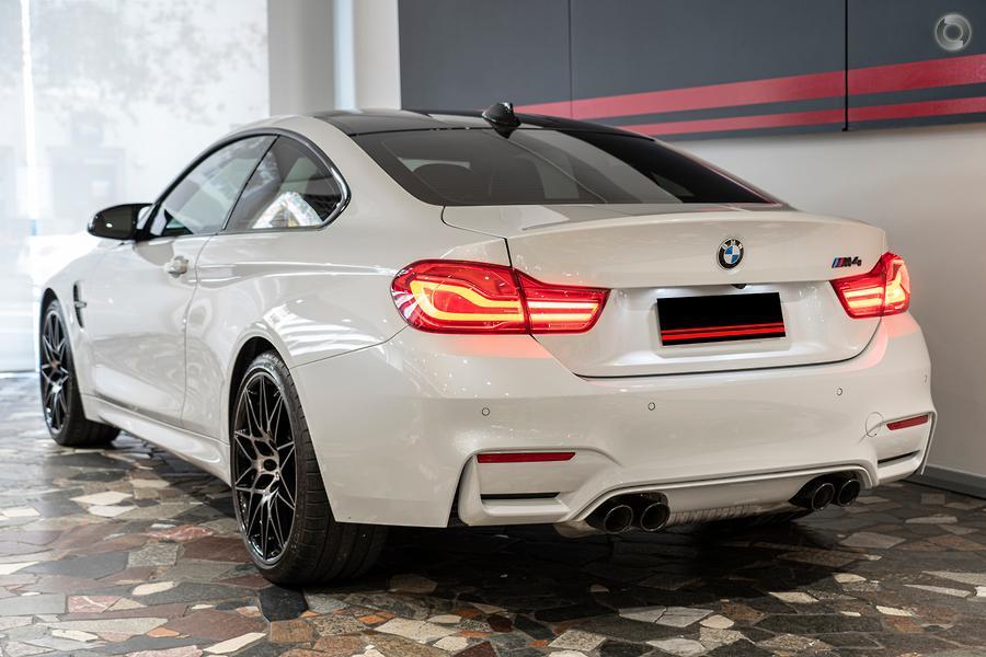 2018 BMW M4 Competition F82 LCI
