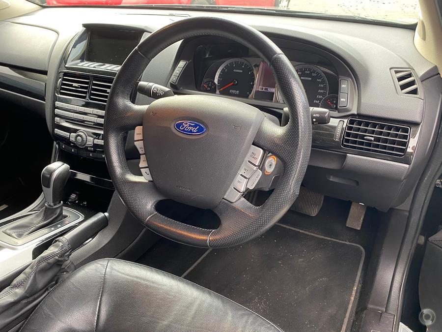 2010 Ford Falcon G6E Turbo FG