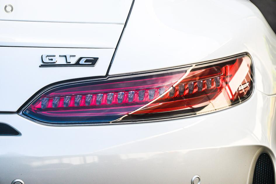 2018 Mercedes-Benz AMG GT Coupé