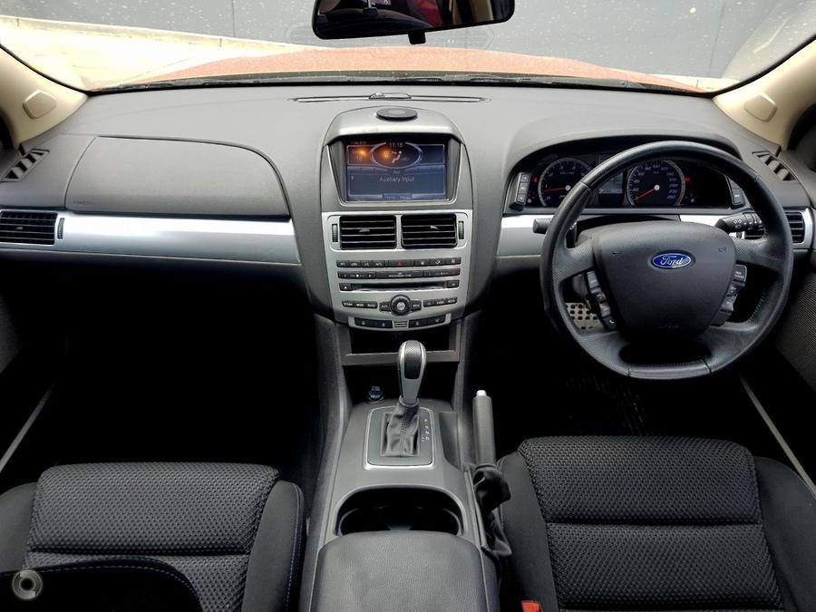 2011 Ford Falcon XR6 FG MkII