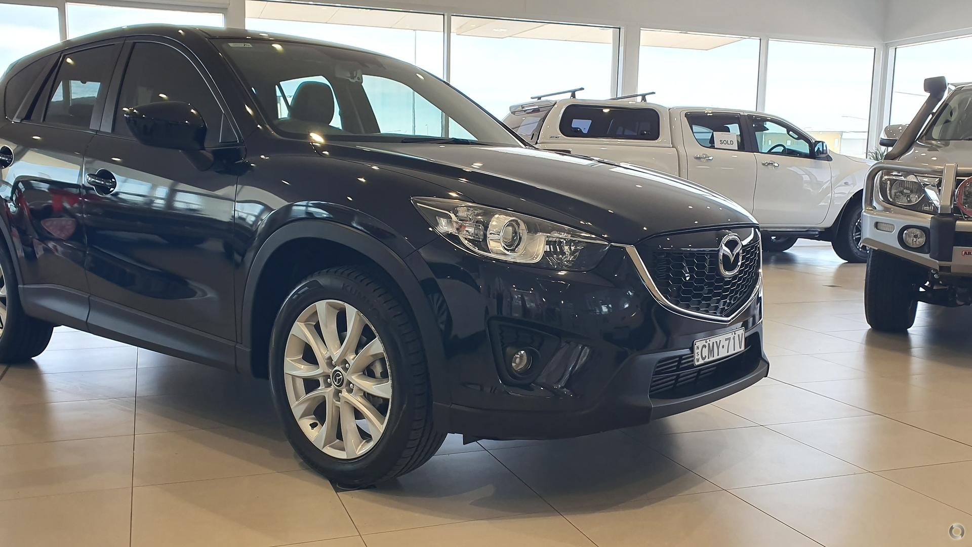2013 Mazda CX-5 KE Series