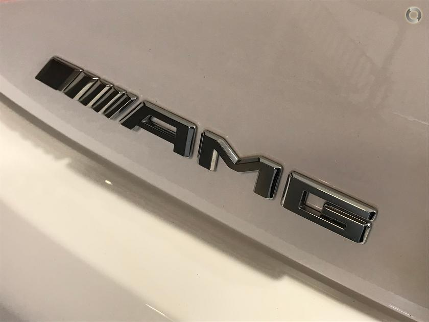 2018 Mercedes-Benz C 43 AMG Cabriolet