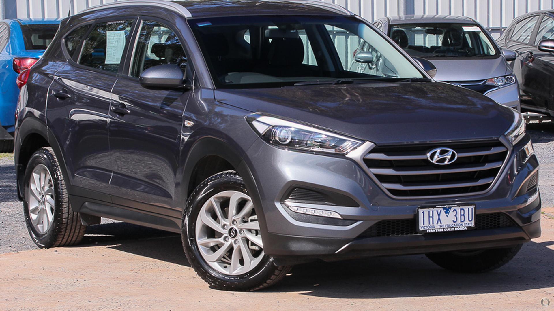 2016 Hyundai Tucson Active TLe