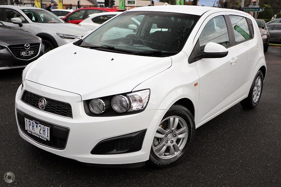 2012 Holden Barina CD TM - Max Kirwan Mazda