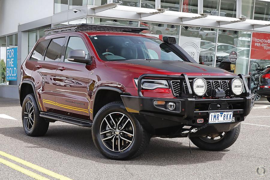 2018 Jeep Grand Cherokee Trailhawk WK