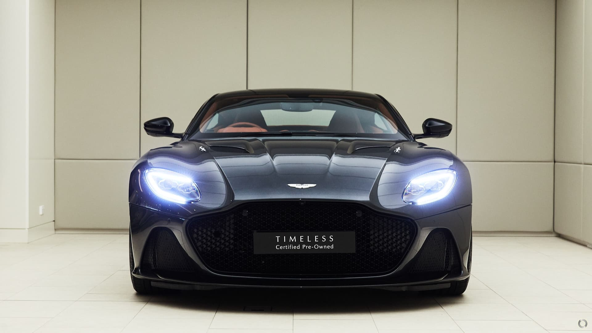 2018 Aston Martin DBS Superleggera (No Series)