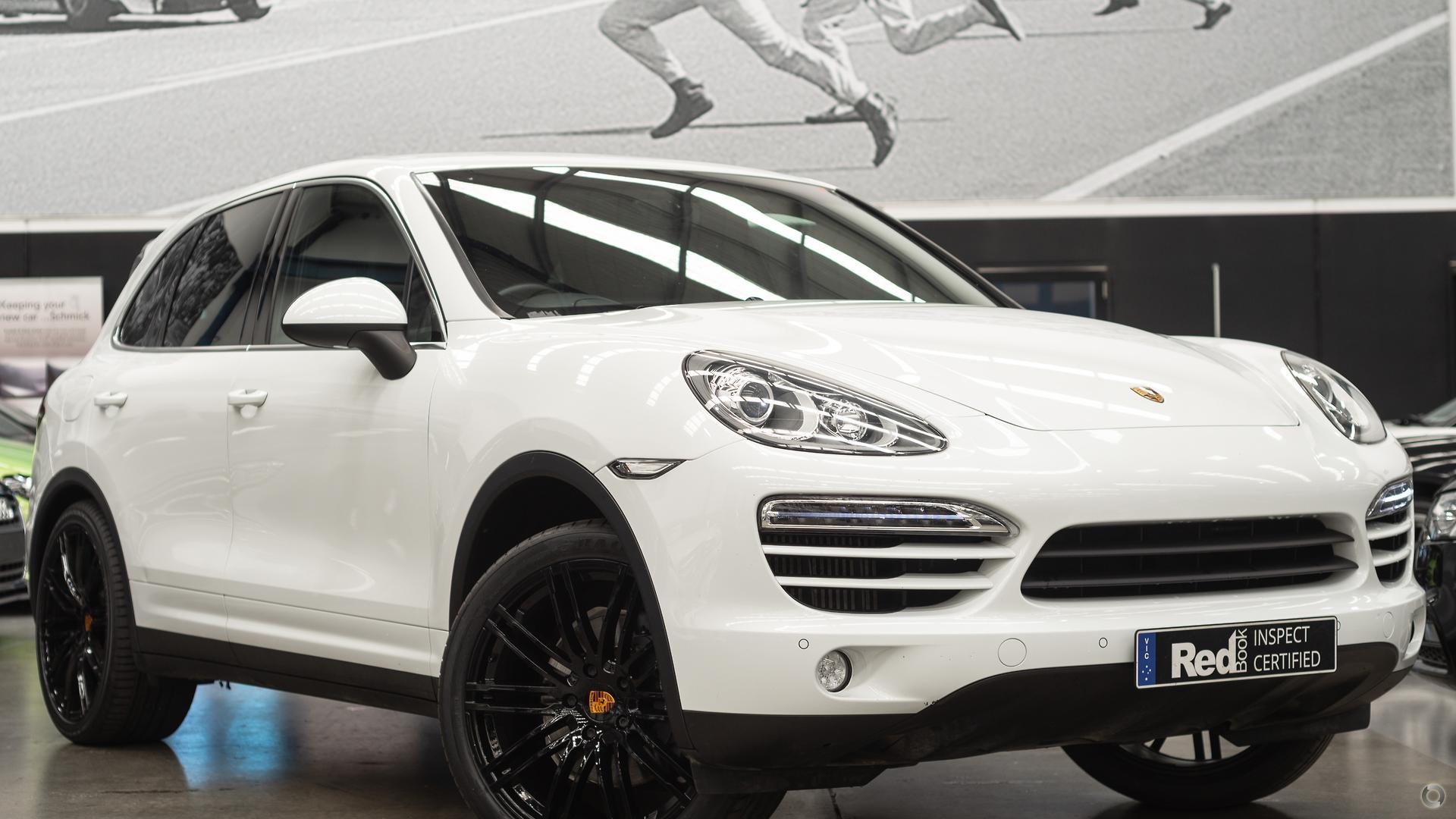 2012 Porsche Cayenne 92A