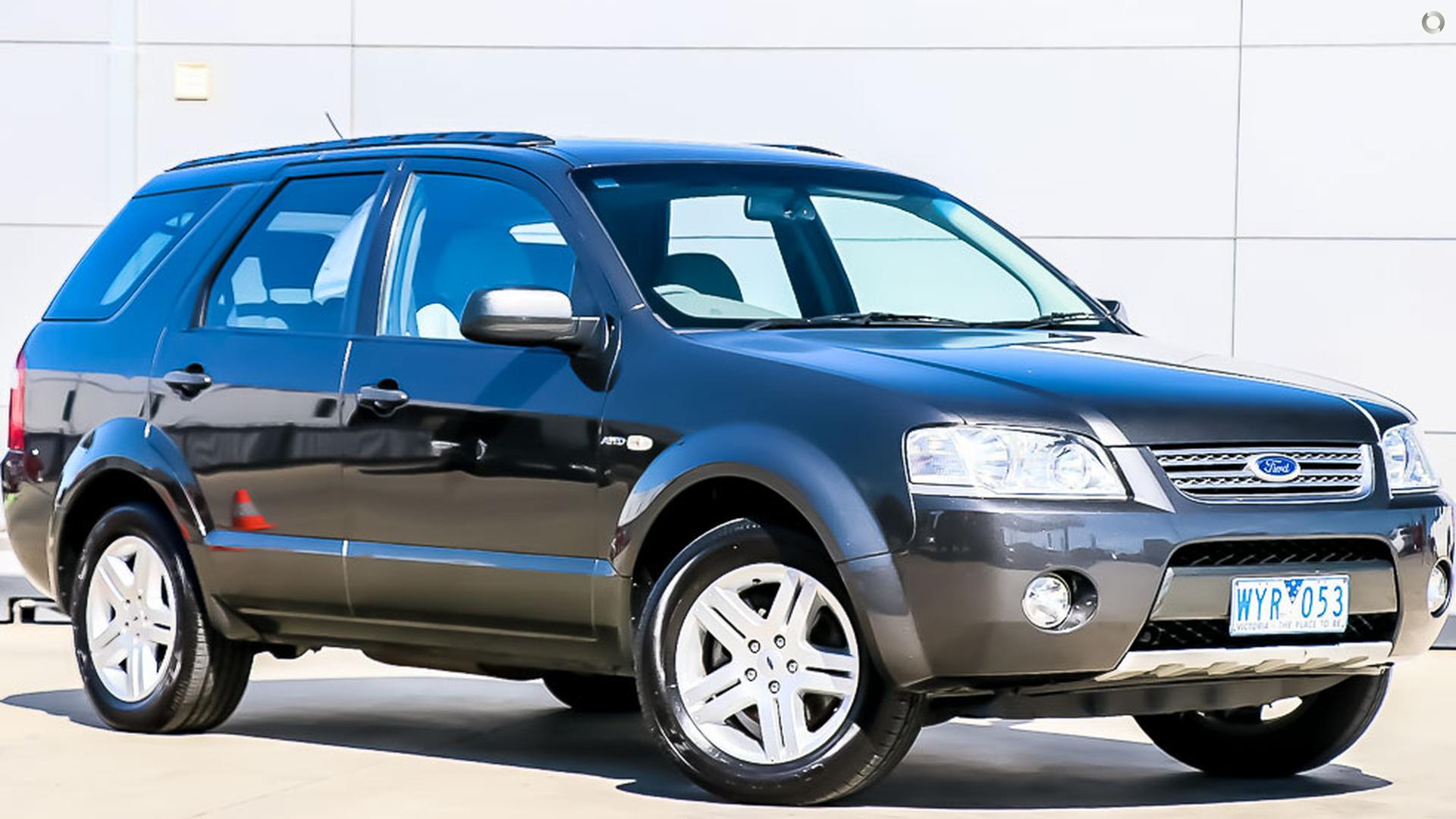 2009 Ford Territory SY MKII