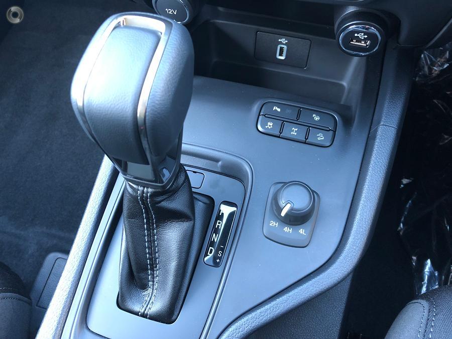 2019 Ford Ranger XLT PX MkIII