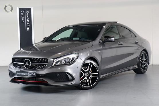 2018 Mercedes-Benz <br>CLA 250 SPORT
