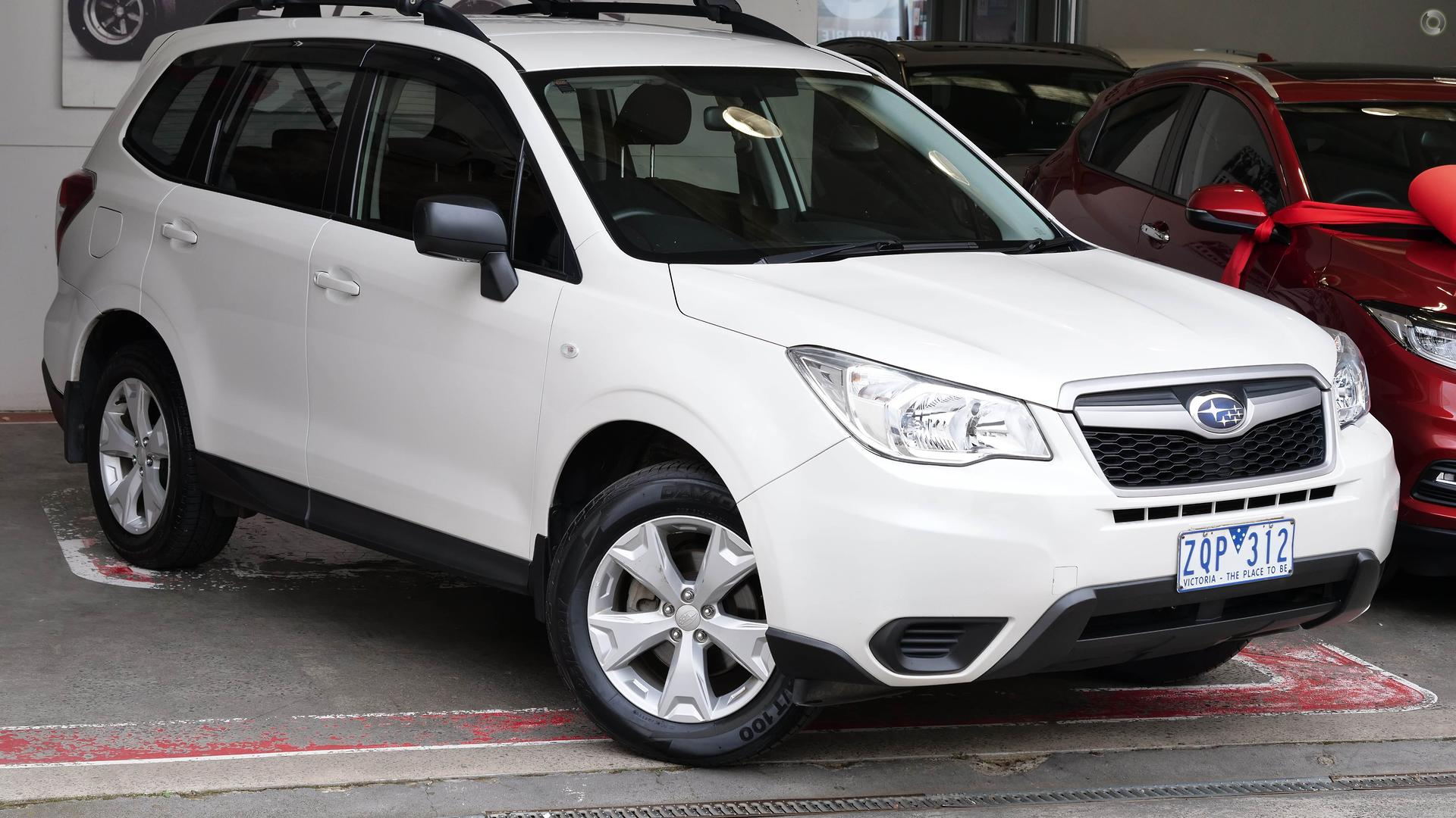 2013 Subaru Forester 2.0D S4