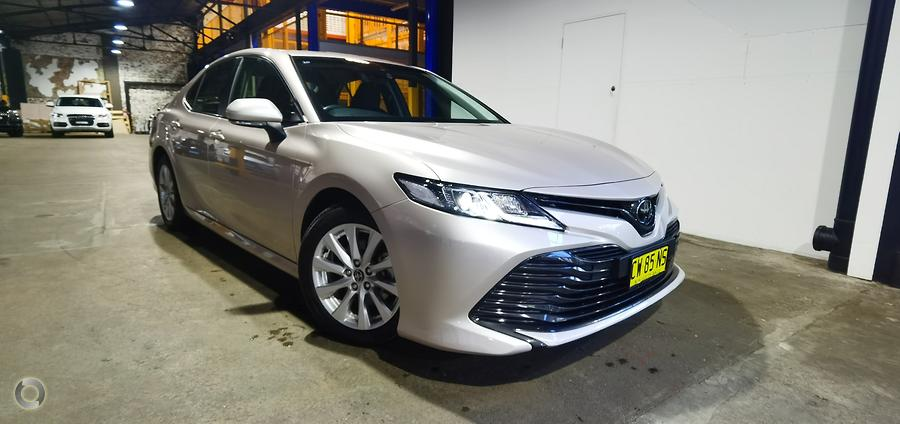 2018 Toyota Camry Ascent ASV70R