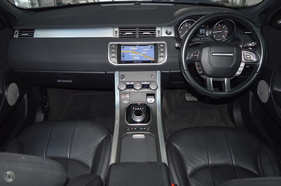 2016 Land Rover Range Rover Evoque TD4 180 SE L538