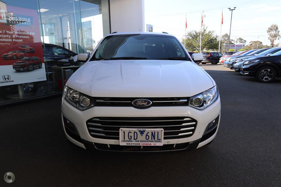 2015 Ford Territory TX SZ MkII