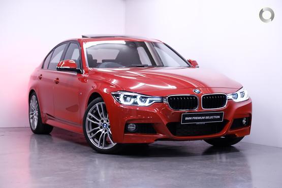 2017 BMW 3 Series 318i M Sport