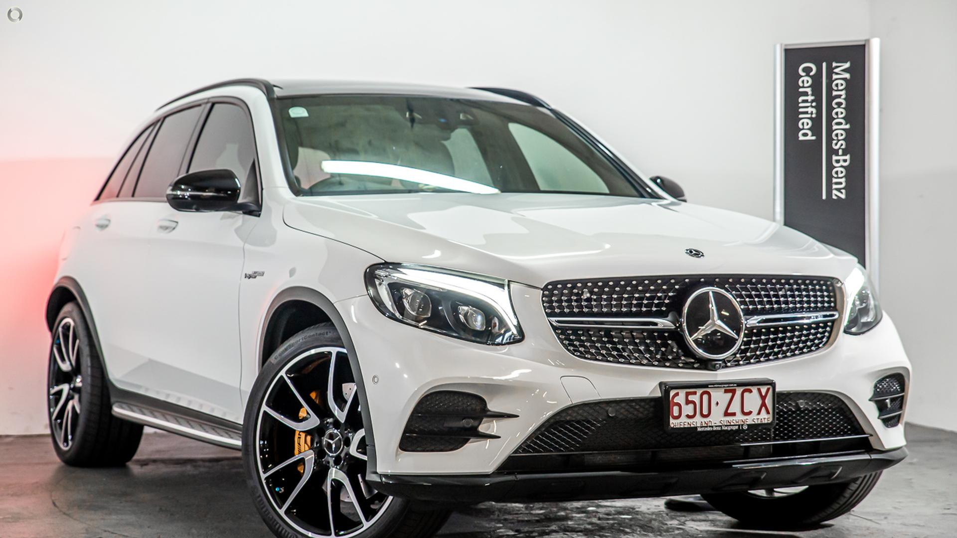 2018 Mercedes-Benz GLC 43 AMG Wagon