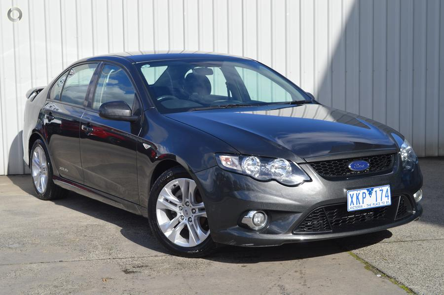 2009 Ford Falcon XR6 FG