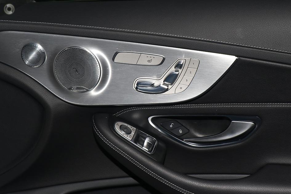 2017 Mercedes-Benz C 300 Coupé