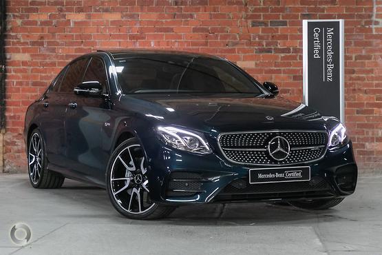 2017 Mercedes-Benz <br>E-CLASS