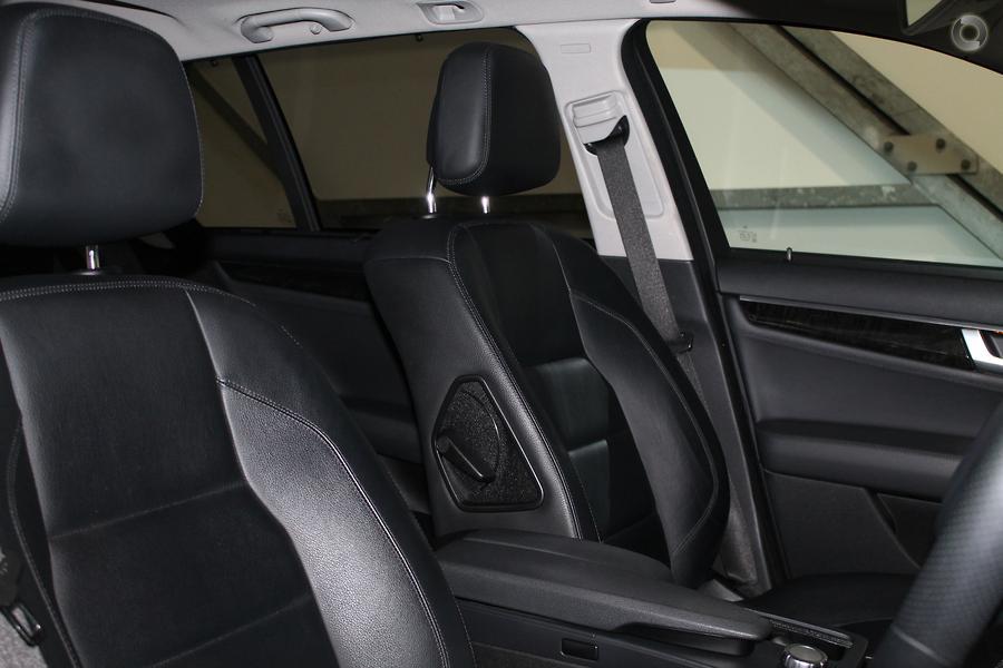 2011 Mercedes-Benz C250 CDI BlueEFFICIENCY Elegance  W204