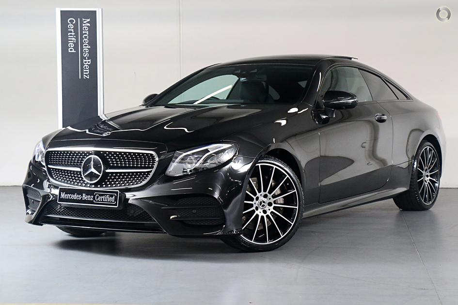 2017 Mercedes-Benz E 400 Coupe