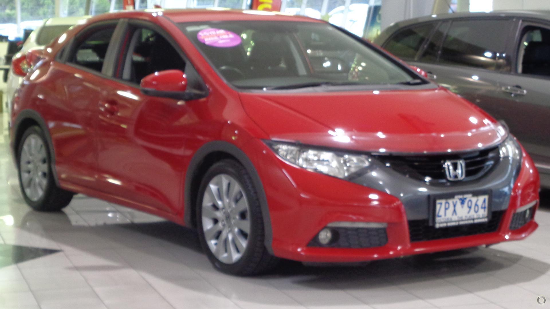 2013 Honda Civic 9th Gen