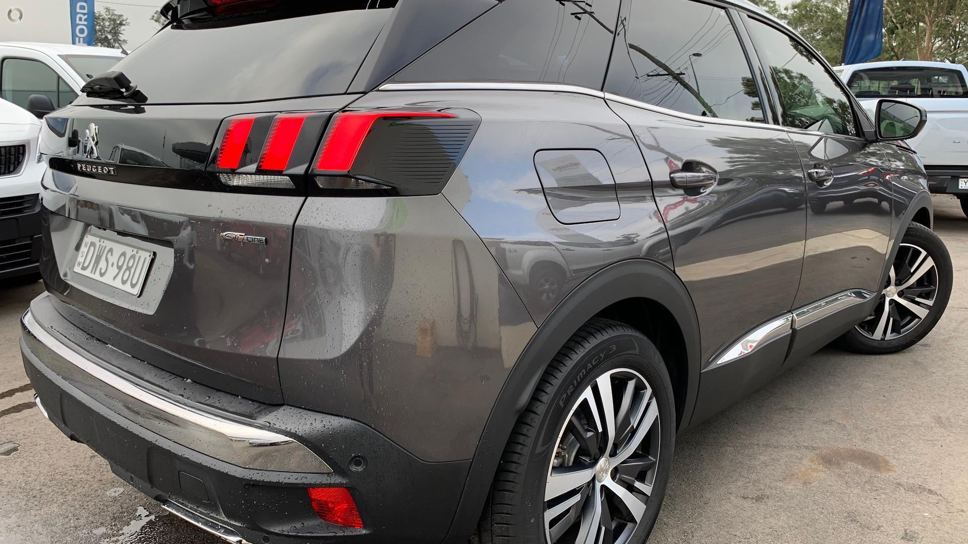 2018 Peugeot 3008 GT Line P84